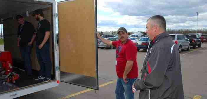 Mobile boiler rooms ease construction
