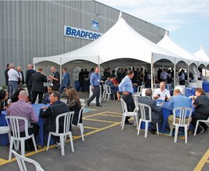 Last August, Bradford White made a major investment in its Canadian operations with a new 75,000 sq. ft. facility in Halton Hills, Ont.