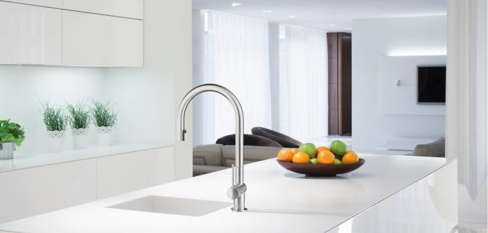 Today's residential faucets