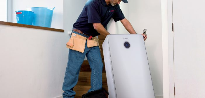 Today's tankless water heaters