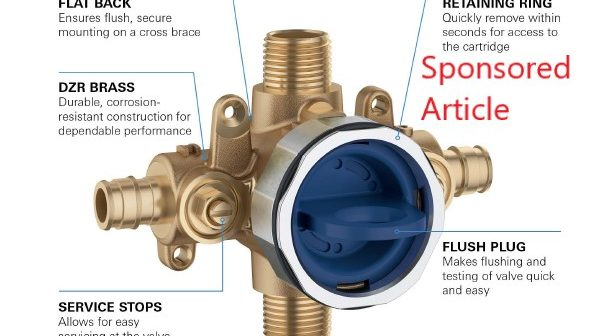 Get High Tech And Design All In One Valve