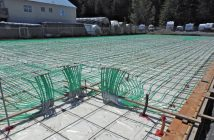 Good design and installation from the beginning reduces troubleshooting later. Dale's Plumbing, Courtney, B.C., laid down this hydronic slab floor for a storage facility in Parksville, B.C., using 3.55 kilometers of three-quarter inch Vipert oxygen barrier pipe made in Burnaby, B.C. by CB Supplies.