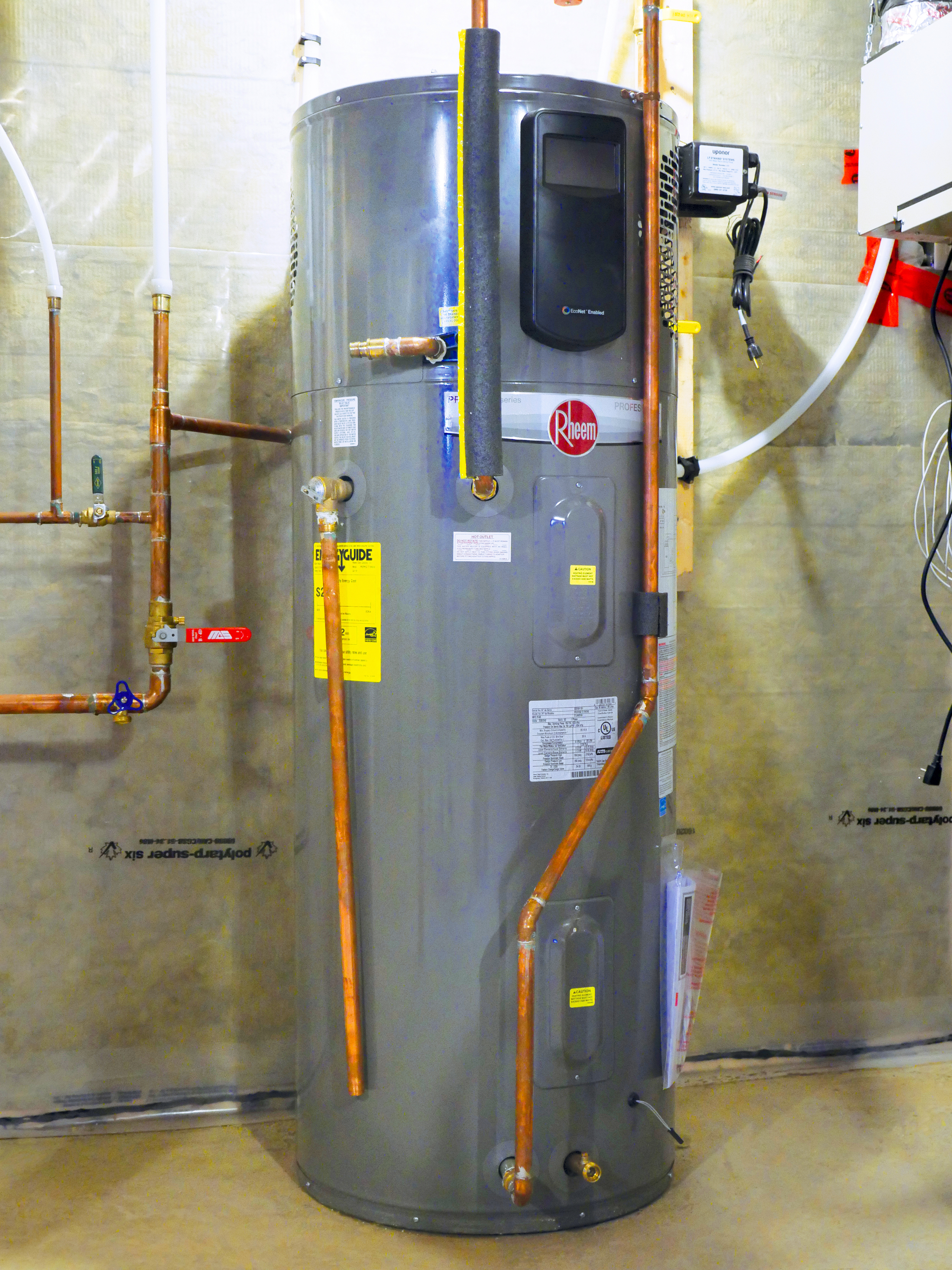 Heat Pump Water Heaters Plumbing Hvac