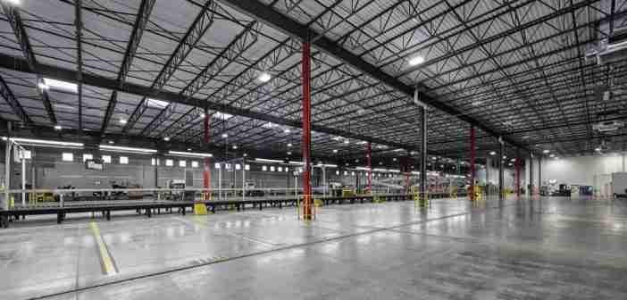 Zero carbon warehouse