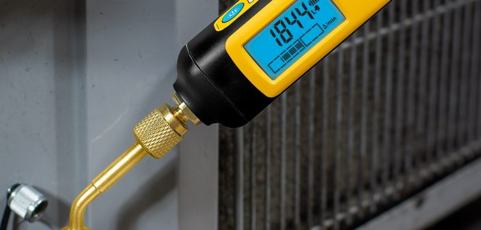 wireless vacuum gauge
